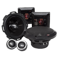Rockford Fosgate T2652-S Component 6.5 inch Car Speakers
