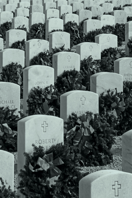Memorial Day Military Cemetery
