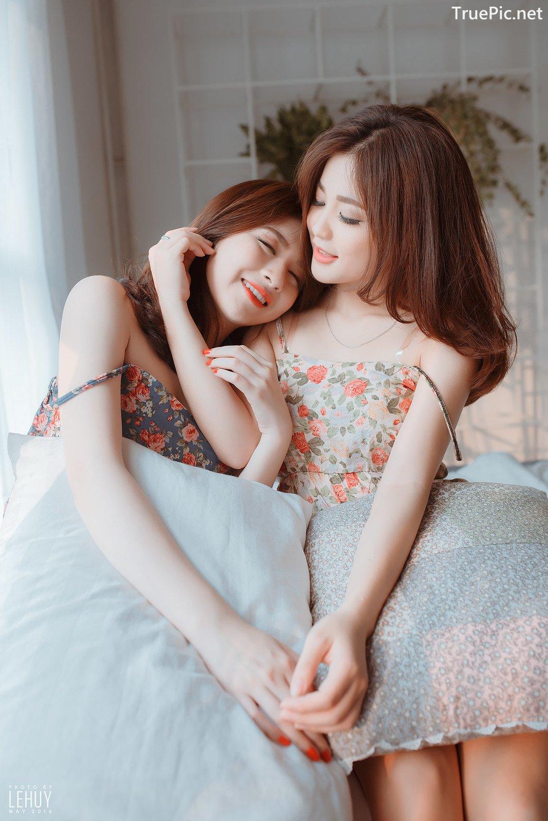 Image-Vietnamese-Hot-Girl-Photo-Beautiful-Twin-Sister-TruePic.net- Picture-4