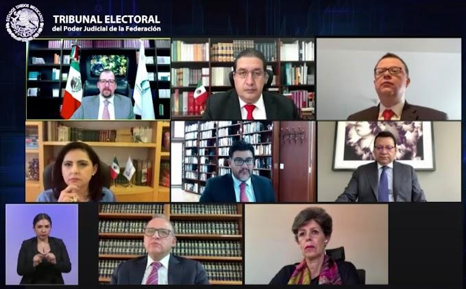 ¡Traiciona Tribunal Electoral a la Cuarta Transformación!