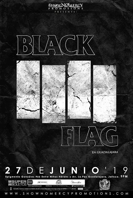 Black Flag  Pisando la tierra de las tortas ahogadas
