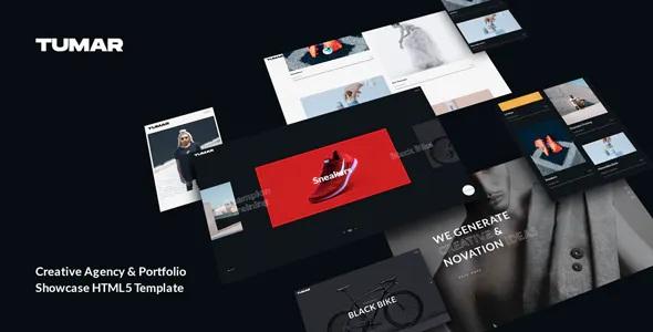 Best Creative Agency Portfolio HTML5 Template