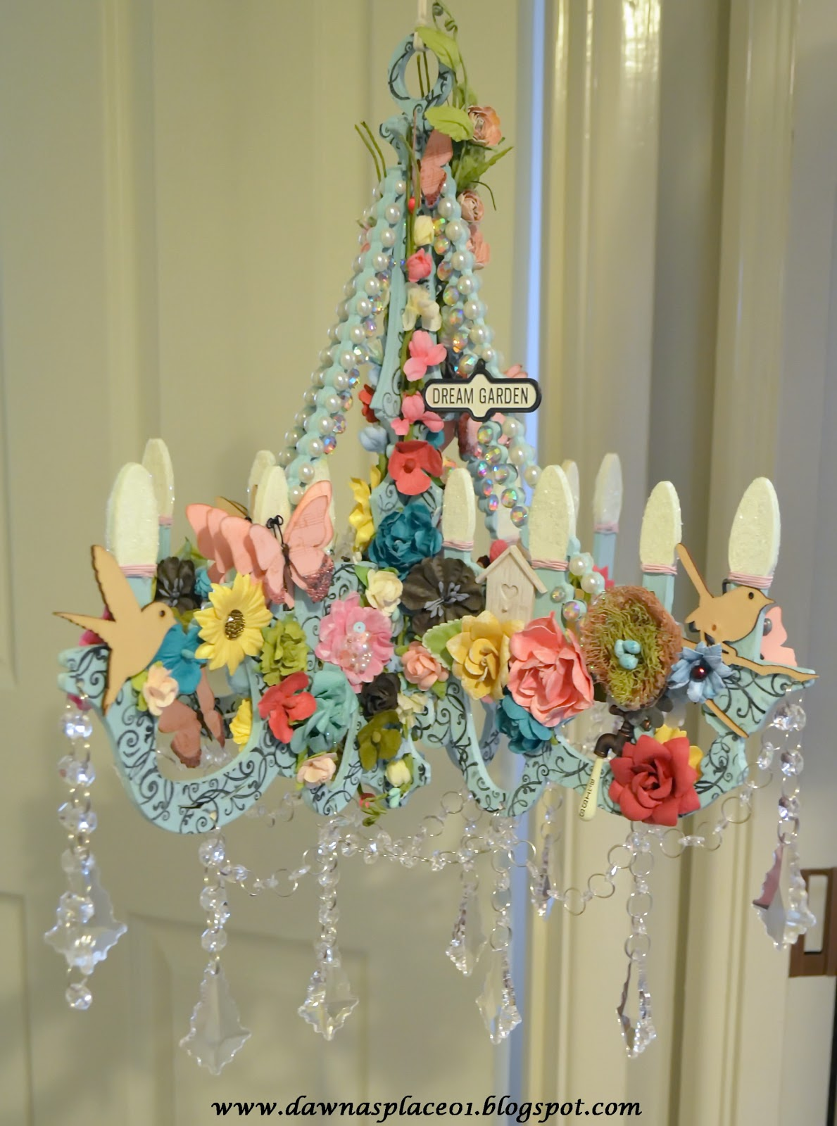 Dream Garden Chandelier