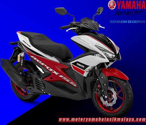 Mau Kredit Motor Yamaha Aerox Tasikmalaya