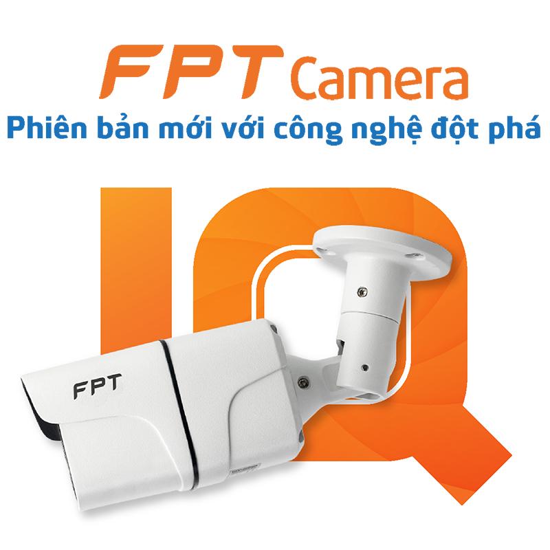 FPT Camera IQ ngoài trời