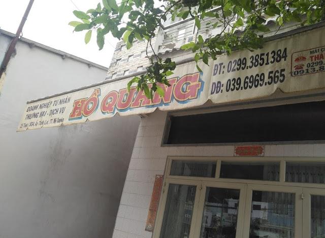 DNTN Hồ Quang Trí