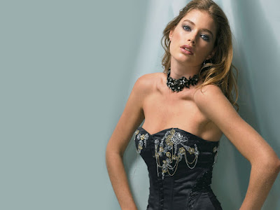 Doutzen Kroes Victoria Fashion Model HD Wallpapers 010,Doutzen Kroes HD Wallpaper