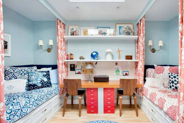Examples of Children's Bedroom Designs