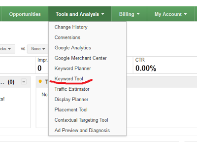 to lead around meliorate keywords together with it helps How To Use Google Adwords Keyword Tool For SEO