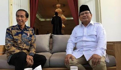 Jokowi-Prabowo Subianto