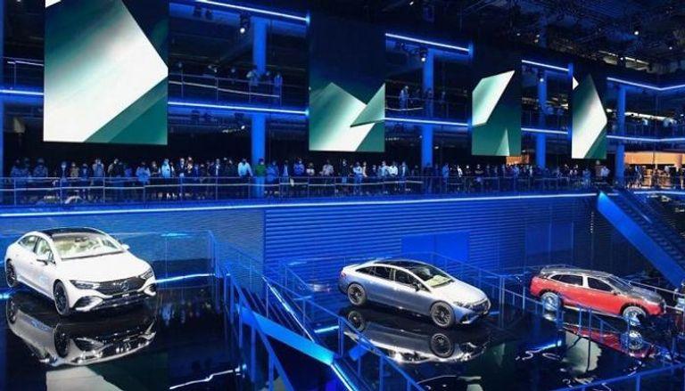 معرض ألمانيا الدولي للسيارات