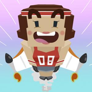 لعبة Jetpack Jump مهكرة جاهزة مجانا للاندرويد