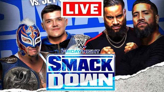 EN VIVO   WWE SmackDown   Horario   Ver gratis online en directo en Tv