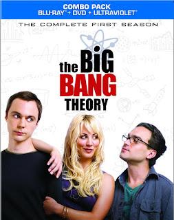 The Big Bang Theory – Temporada 1 [2xBD25] *Con Audio Latino