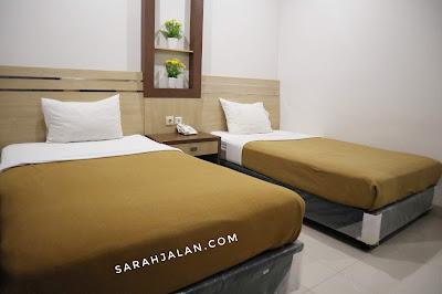 Kamar Grand Senggigi Hotel Lombok