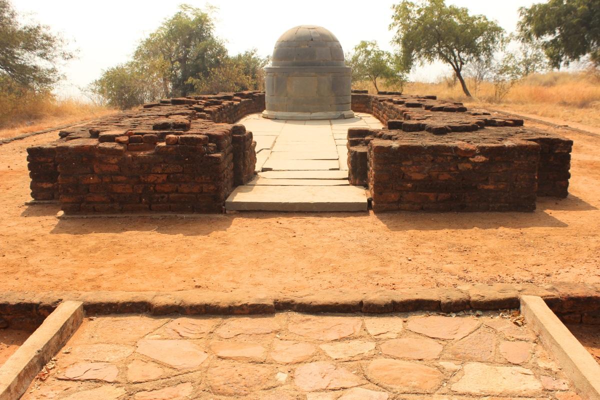 ciudades perdidas en la India Nagarjunakonda, Andhra Pradesh