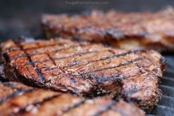 tips to marinade and grill steak