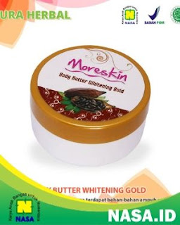Body Butter Whitening And Vit E Gold