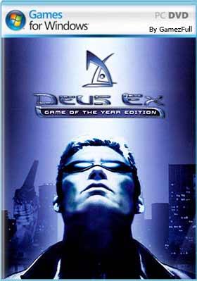 Descargar Deus Ex pc español mega y google drive