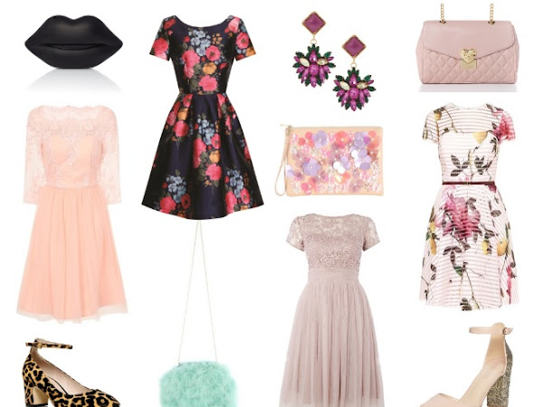 wishlist | party time, excellent!