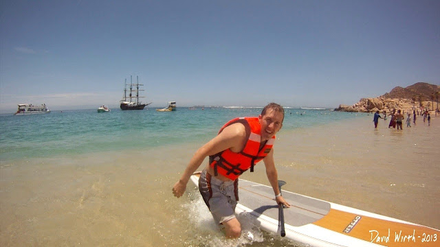 paddleboard and snorkel tour, trip, vacation, mexico