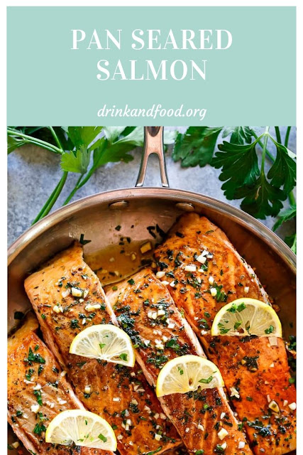#drinkandfood.org #pan seared salmon #pan fry salmon #pan salmon #pan cooked salmon #pan salmon recipe #pan fried salmon recipe #pan crusted salmon #pan seared salmon with skin #pan fry salmon how long