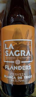 cerveza la sagra flanders