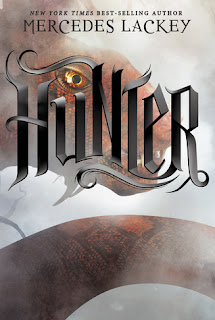 Hunter by Mercedes Lackey book cover