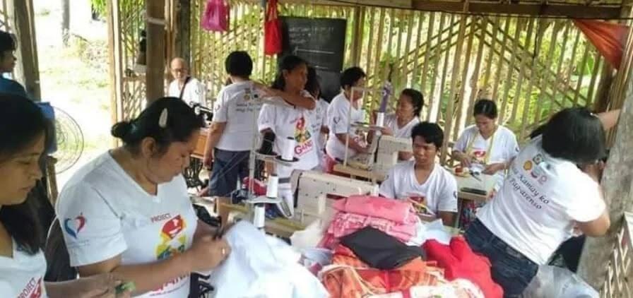 Sewing Community Pivots Livelihood to Bolster Pandemic Response