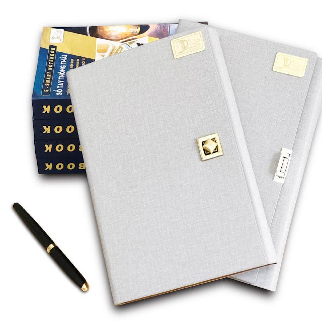 sổ tay thông thái E-smart notebook