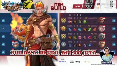 Build Valir Udil Strongs