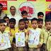 राष्ट्रीय गूंज ने चित्रकला प्रतियोगिता कराकर बच्चों की निखारी प्रतिभा