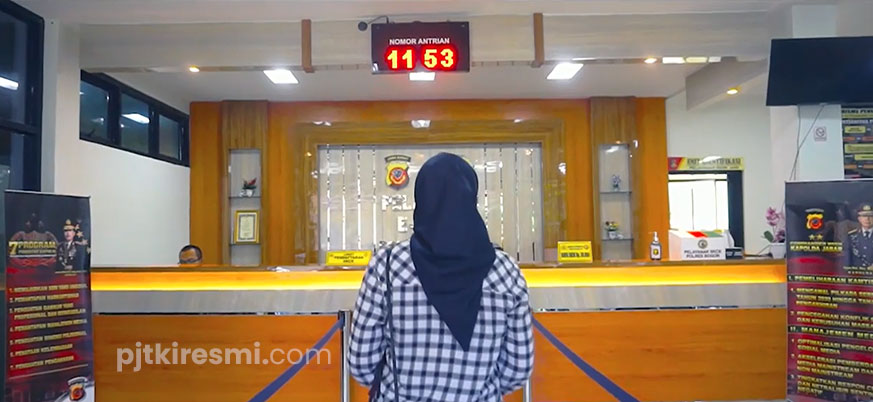 Syarat Pembuatan & Perpanjangan SKCK Polsek Cisauk Tangerang