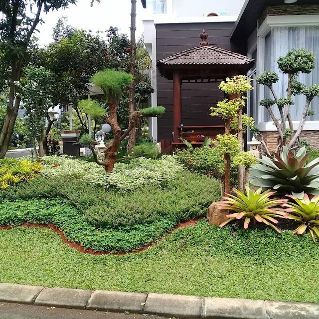 Tukang taman sragen