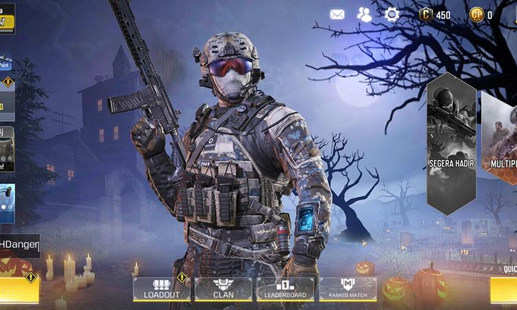 Tips Untuk Pemula Bermain COD Mobile Mode Battle Royale