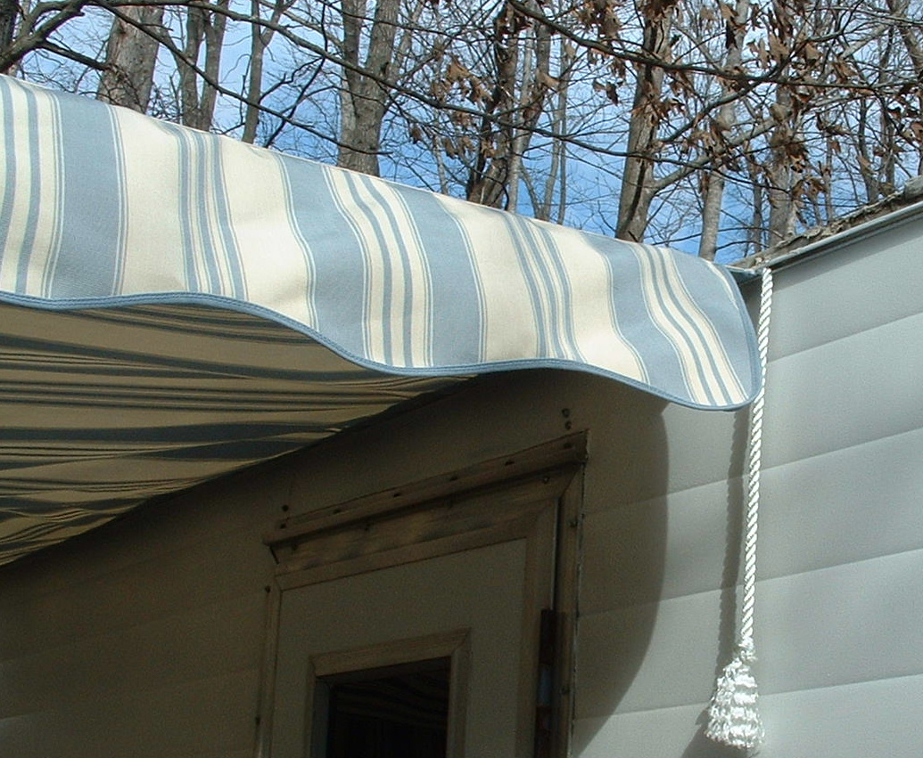 Vintage Trailer Awning How To Measure A Vintage Trailer S