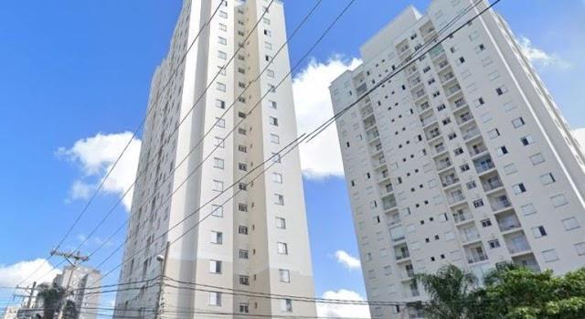 Criança de 3 anos morre após cair do 10° andar de prédio em SP