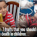 Attention – 7 Fruits That You Should Never Mix. They Cause Death In Children…