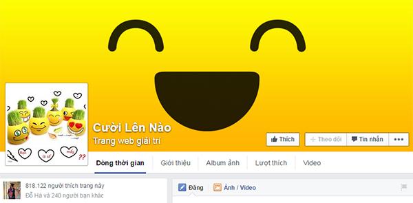 mua fanpage facebok