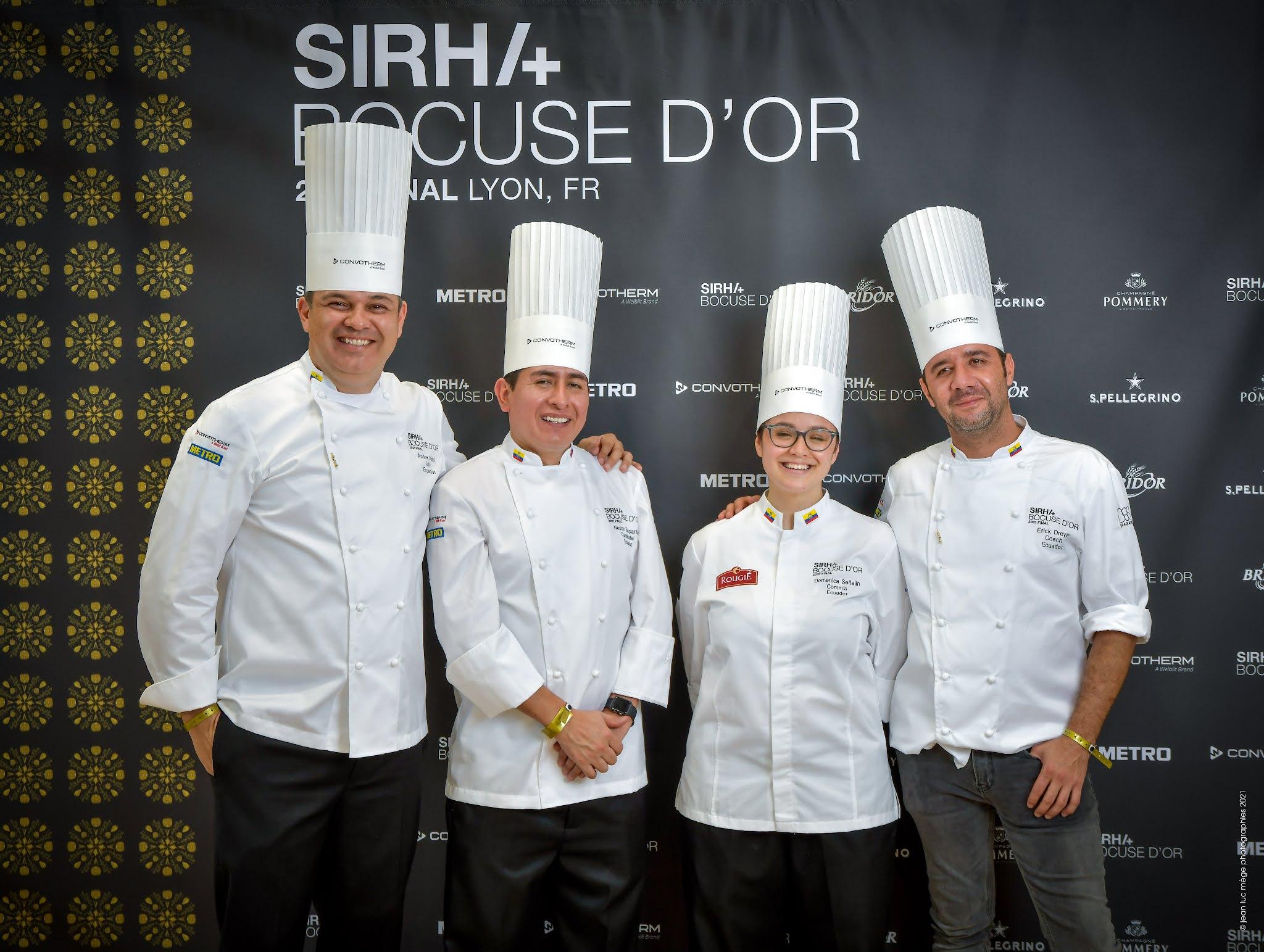 Ecuador participó en la final de la competencia de gastronomía más prestigiosa del mundo