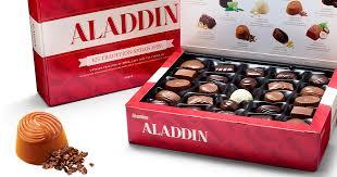 chokladaskar utan palmolja