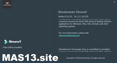 Download Wondershare Filmora 9.5.2.10 Terbaru Full Version