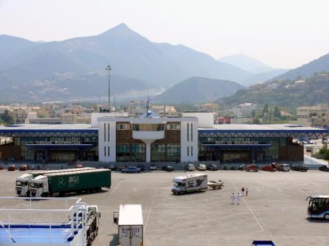 38 κρούσματα σε λιμάνι Ηγουμενίτσας και Κακαβιά