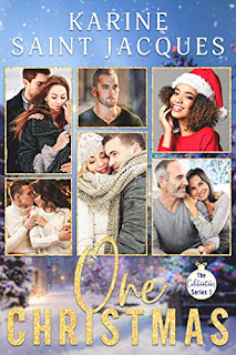 One Christmas - a holiday romance by Karine Saint Jacques