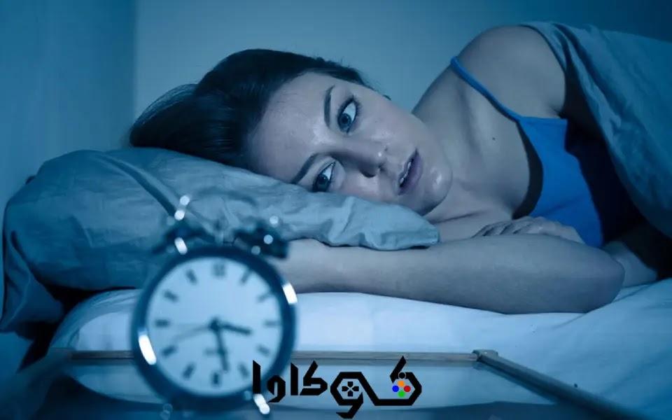 لا أستطيع النوم