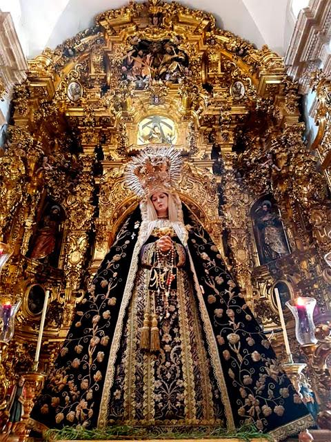El 15 de Agosto se celebrará la Solemnidad de la Asunción de Nuestra Señora de los Siervos de María de Padul