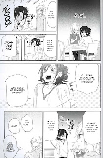 """Reseña de """"Horimiya #4"""" de HERO y Daisuke Hagiwara - Norma editorial"""