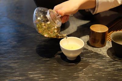 東京の日本茶専門店 櫻井焙茶研究所 ブレンド茶