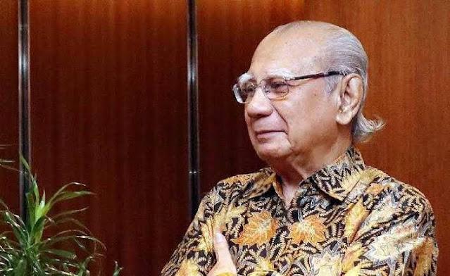 Emil Salim Sentil Pemerintah Jokowi: Beli Senjata, Bangun Ibu Kota, Seolah Keuangan Banyak Padahal Tidak