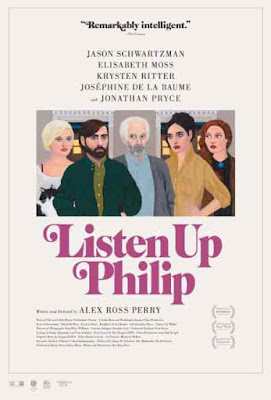Listen Up Philip (2014) Sinopsis